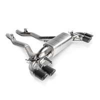 Akrapovic BMW M5 F90 mit OPF inkl. Competition Slip-On