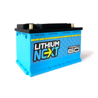 LithiumNEXT TRACK60 Clubsport Batterie 4.0kg