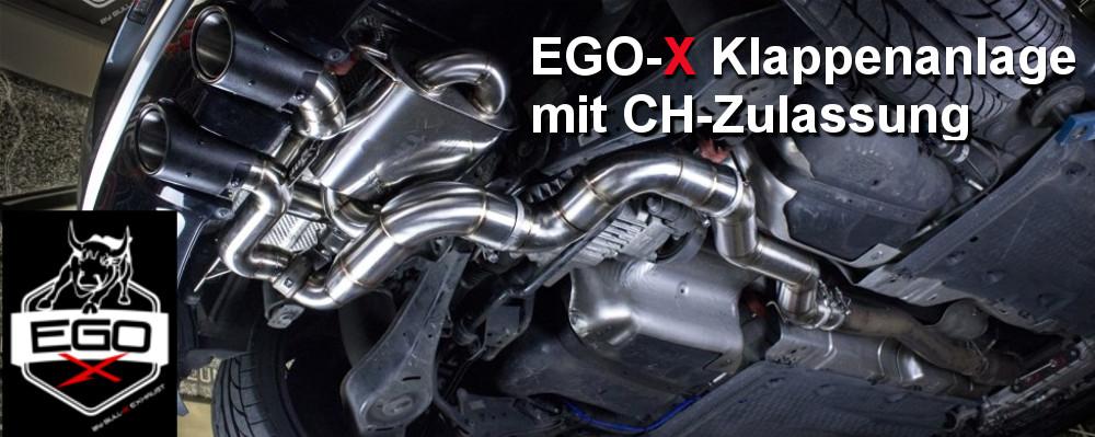 EGO-X Auspuffanlagen