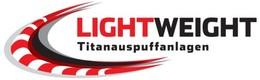 Lightweight Titanauspuffanlagen